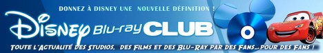 Disney Blu-ray Club