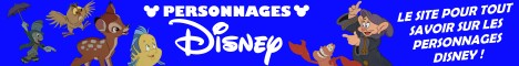 Personnages Disney
